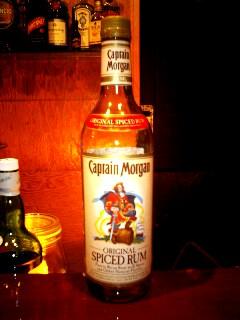 キャプテン モーガン